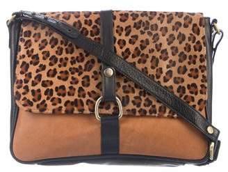 Lizzie Fortunato Ponyhair & Leather Bag