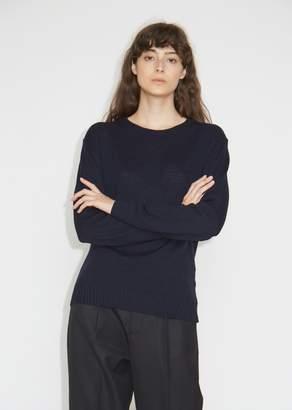 Jil Sander Virgin Wool Crewneck Sweater