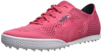 Puma Women's Monolite Cat Woven Golf Shoe