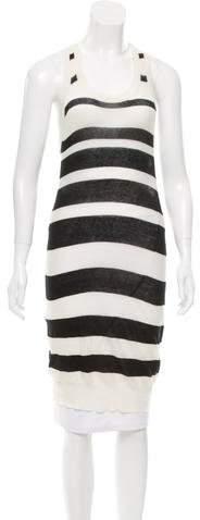 A.L.C.A.L.C. Striped Knit Tunic w/ Tags