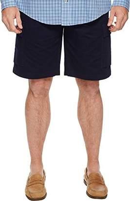 Lacoste Men's Broken Twill Cargo Bermuda Shorts