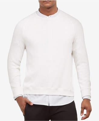 Kenneth Cole Men's Comfort Knit Sweatshirt