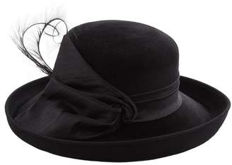 Siggi Felt Feather Swirl Hat