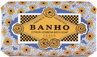 Claus Porto Banho - Citron Verbena, 350g