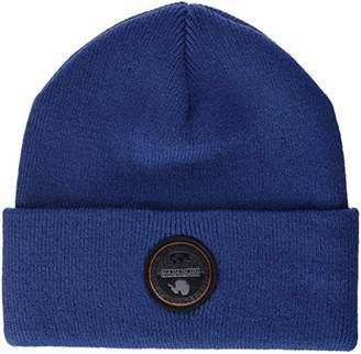 Napapijri Men's Fulton Hat Beret,One (Size: D)