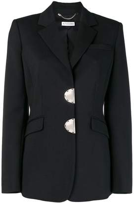 Altuzarra oversized button blazer