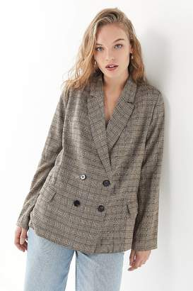 Lucca Couture Blake Double-Breasted Blazer