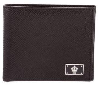 Dolce & Gabbana Bifold Leather Wallet