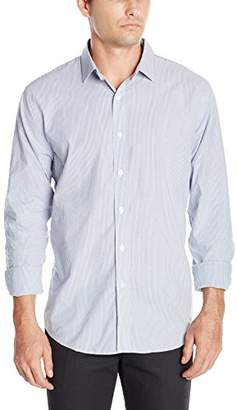 DL1961 Men's 73rd and Park Regular Fit Button Down Shirt