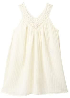 Billabong Feels Like It Cotton Dress (Little Girls & Big Girls)