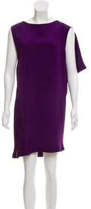 Zero Maria Cornejo Asymmetrical Mini Dress w/ Tags