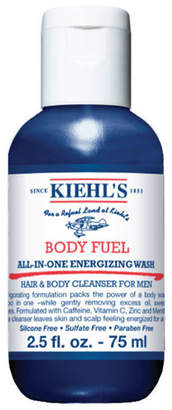 Kiehl's Body Fuel All-In-One Energizing Wash for Hair and Body, 2.5 oz.
