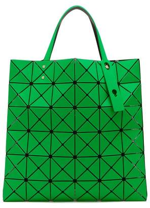 Bao Bao Issey Miyake Lucent Flourescent Tote Bag - Womens - Green