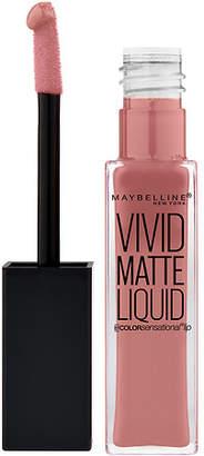 Maybelline ColorSensational Vivid Matte Liquid $7.99 thestylecure.com
