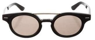 Etro Round Aviator Sunglasses