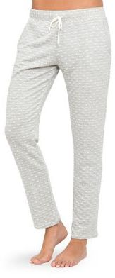 Eberjey Flynn Slim-Fit Drawstring Pants $76 thestylecure.com