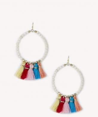 Sole Society Le Carnival Teardrop Earrings