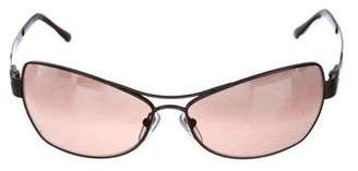 Bvlgari Tinted Metal Sunglasses