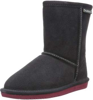 BearPaw Girl's Emma Youth High-Top Suede Boot - 3M