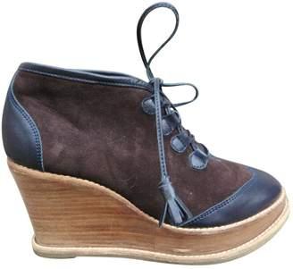 Comptoir des Cotonniers Lace up boots