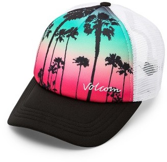 Women's Volcom Don'T Let Me Go Hat - Black $20 thestylecure.com