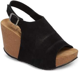 Bos. & Co. Sheila Platform Wedge Sandal