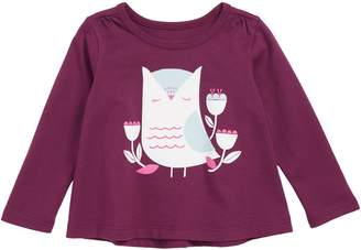 Tea Collection Hootie Cutie Swing Tee