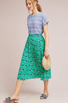 Just Female Jade Pleated Skirt