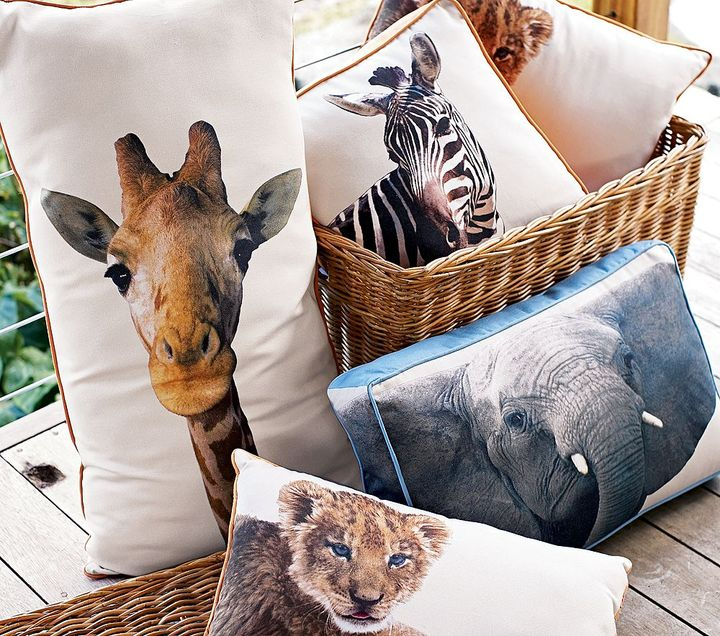 Photo-Realistic Pillows
