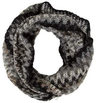 Missoni Open Knit Infinity Scarf