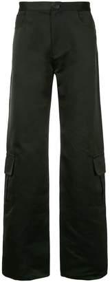 Wales Bonner multi-pocket trousers
