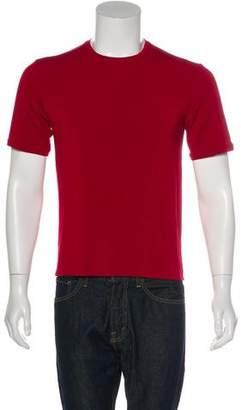 Versus Crew Neck Short Sleeve T-Shirt