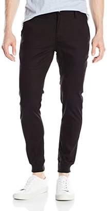 Publish Brand INC. Men's Legacy Stretch Jogger Pant with Water Resist Coat
