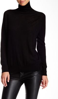 VINCE. Wool Blend Superwash Turtleneck Sweater $235 thestylecure.com