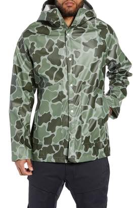 Herschel Classic Hooded Rain Jacket
