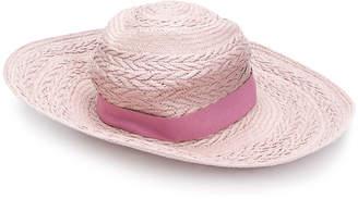 Paul Smith plaited-style sun hat