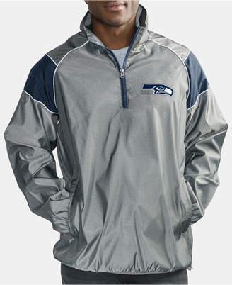 G-iii Sports Men's Seattle Seahawks Fade Player Lightweight Pullover Jacket