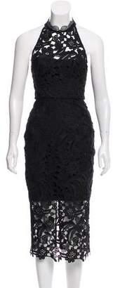 Nicholas Azalia Cutaway Midi Dress w/ Tags