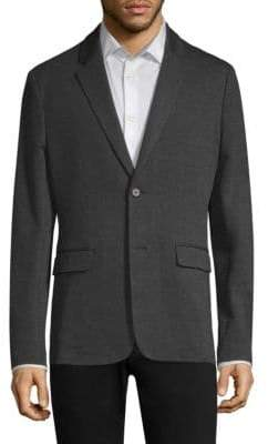 Theory Clinton Sartorial Cotton Jersey Blazer