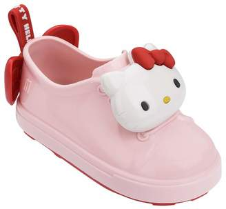 Mini Melissa Be+ Hello Kitty Infant Girls Sneakers Size 7M