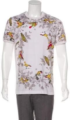 Dolce & Gabbana Bird Print T-Shirt