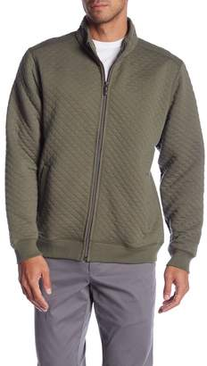 Tommy Bahama Quilt This City Zip Up Jacket