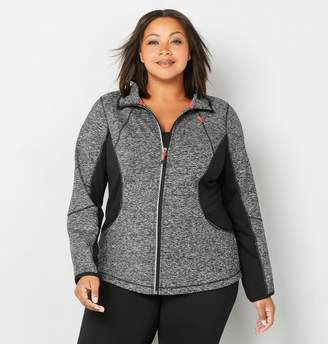 Avenue Spacedye Colorblock Active Jacket