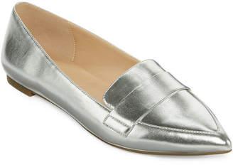 A.N.A Glen Womens Ballet Flats Slip-on Pointed Toe