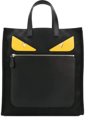 Fendi Bag Bugs shopper tote