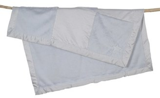 Barefoot Dreams 'Cuddle' Patchwork Receiving Blanket $78 thestylecure.com