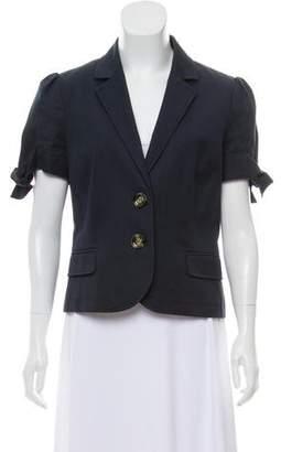 RED Valentino Short Sleeve Casual Jacket