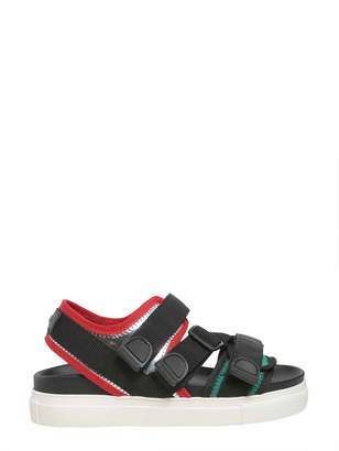 N°21 Surfer Sandals