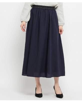 smartpink (スマートピンク) - スマートピンク ラメ入り エアリーブロードスカート