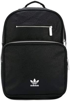 adidas zip backpack